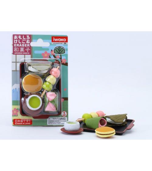 Blister goma IWAKO dulces japoneses
