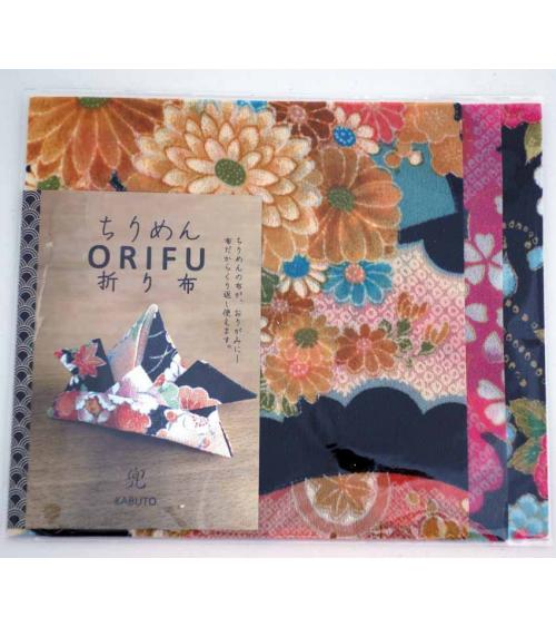 Kit origami 3 kabuto tela