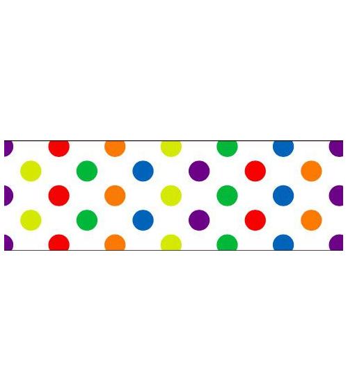 Washi tape (masking tape) kids colorful dot