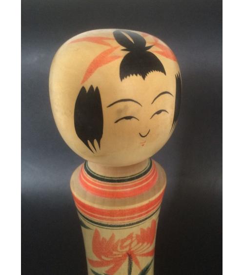 Vintage Kokeshi (Hikaru)