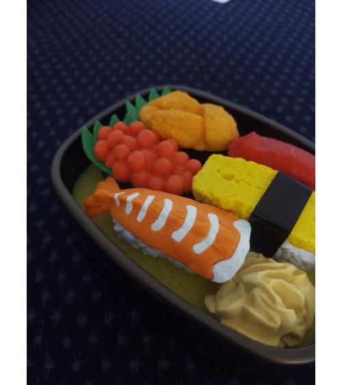 Blister goma IWAKO delivery sushi