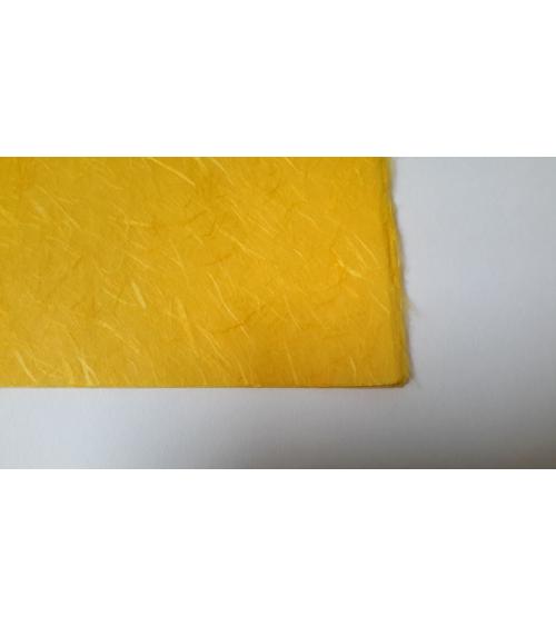 Yellow Unryu paper