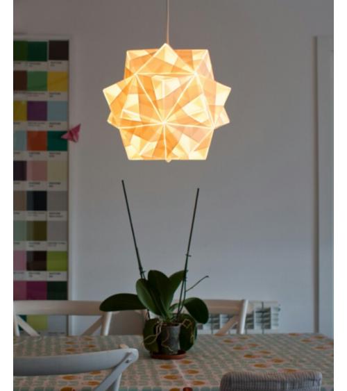 Lámpra de origami IMAKIRO