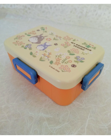 Bento box Totoro Naranja.