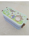 Blue Bento box Totoro