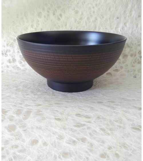 Traditional bowl for Ramen