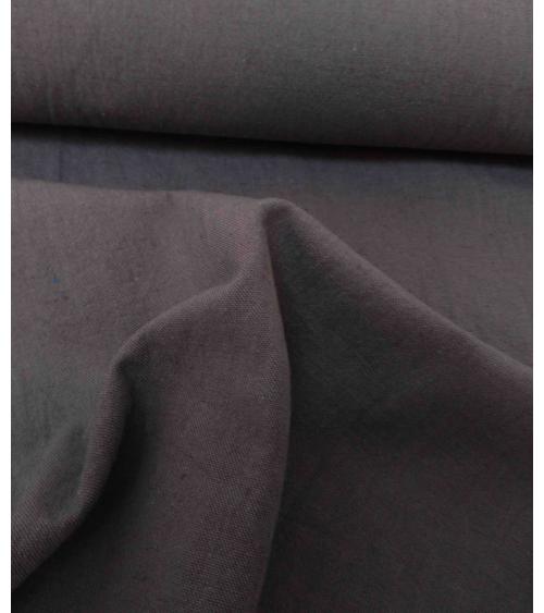 Loneta ligera japonesa en gris