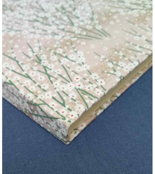 Notebook 13x18cm 'Primavera'