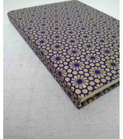 Notebook 13x18cm 'Arabesco'