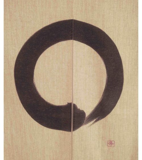 """Noren """"Ensō"""""""