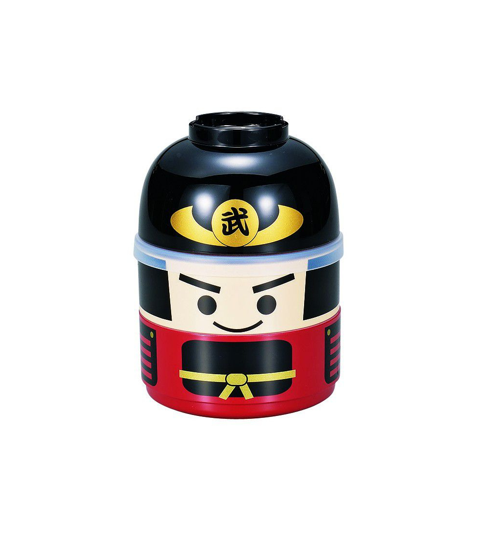 Bento box (Lunch box) ouji con traje rojo