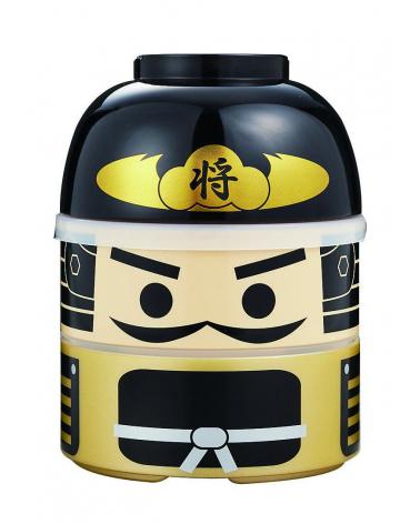 Bento box (Lunch box) XL samurai con traje dorado
