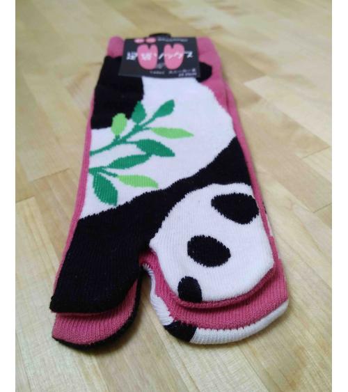 Low Tabi sock Cute Panda.