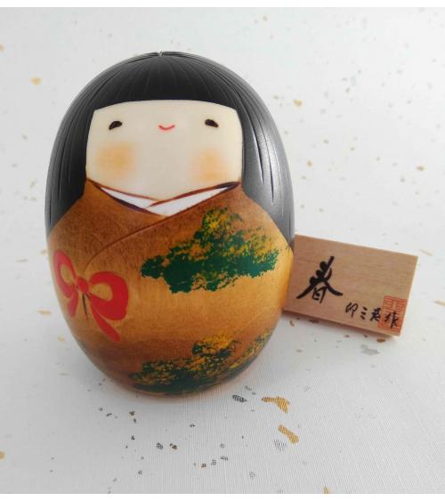 Kokeshi Haru (Primavera)