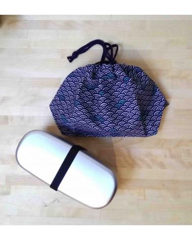 "Bento box y bolsa ""Umi"""