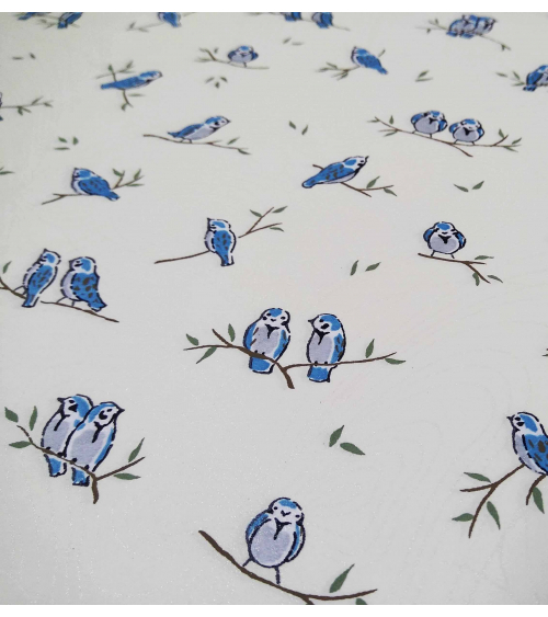 Chiyogami paper Little birds