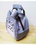 Bolsa gris Totoro.