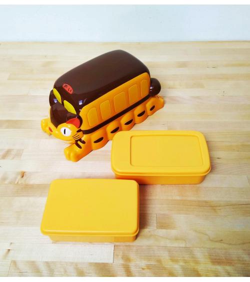 Totoro´s Catbus Bento box. 460ml.