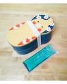 Bento box (lunch box) cacatúa