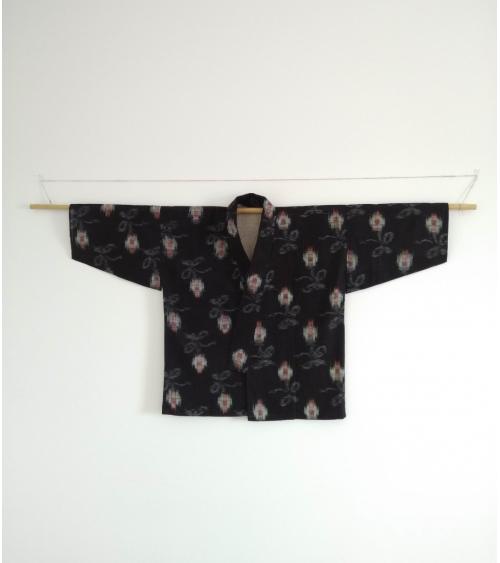 Uppawari Japanese Jacket 'Flowers'