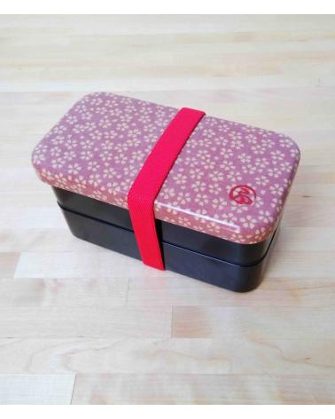 Bento box (Lunch box) sakura pequeña