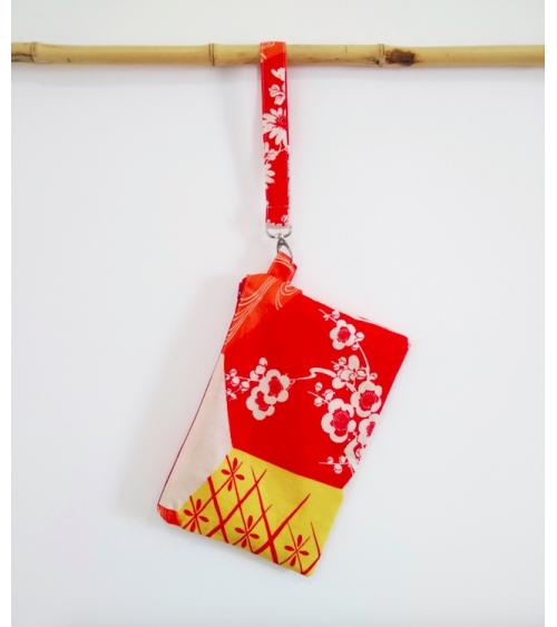 """Bolso de mano japonés """"Hexagon"""""""