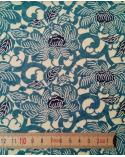 Papel washi chiyogami arabesco en azules