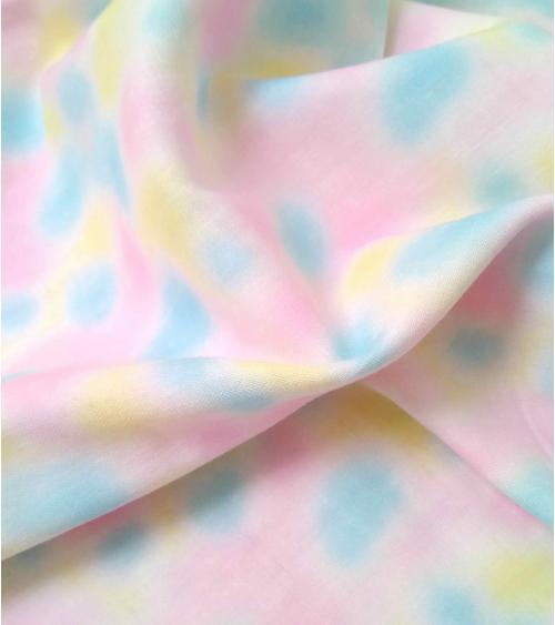 Japanese Double Gauze fabric 'Nebulosa'
