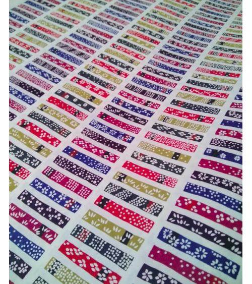 Katazome paper 'Mosaic'.