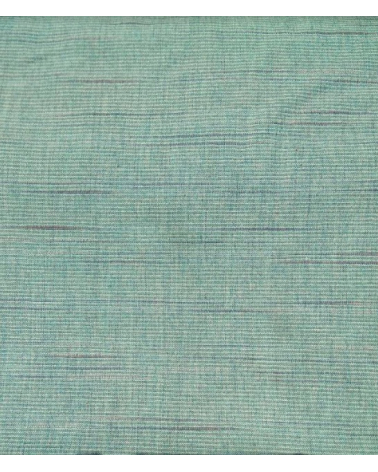 Tela tramada líneas azulada
