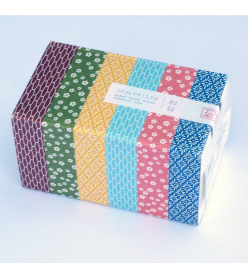 Washi tape (masking tape) wamon 3