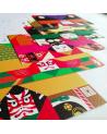 "Kit origami-Postales ""Kabuki"" COCHAE."