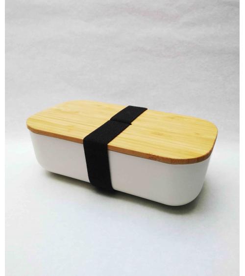 Bento box bamboo.