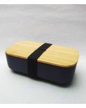 Bento box bambú