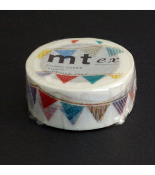 Washi tape (masking tape) ex flag
