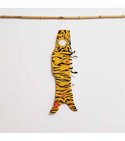 Koinobori (Cometa Japonesa) Tigre (S)