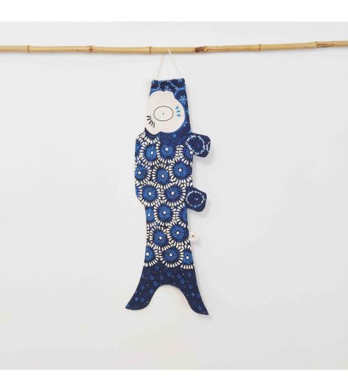 Koinobori (Japanese Kite) Shibori (S)