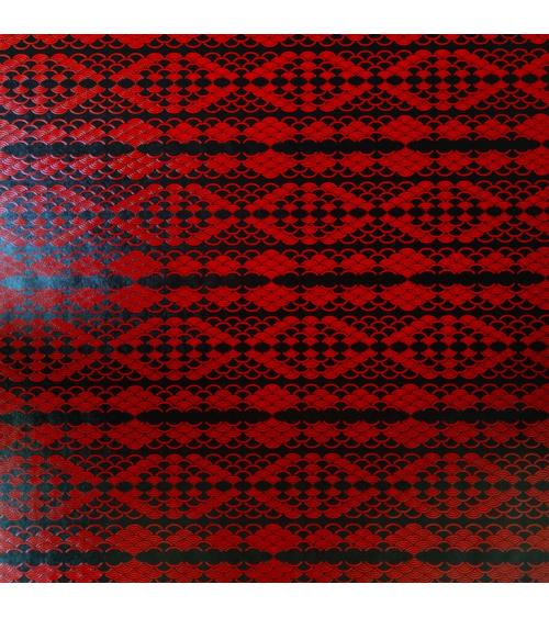 Papel chiyogami laca Seigaiha