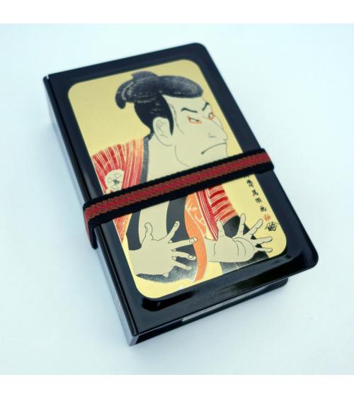 Bento box (Lunch box) retrato de Sharaku book