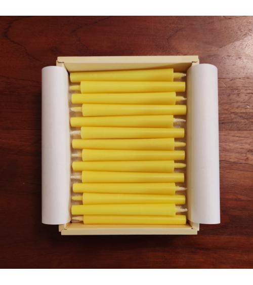 Set de 40 velas japonesas NANOHANA