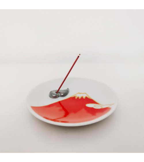 Set de incienso Fujisan en rojo