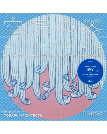 "Airvase ""Sky"", by Minä Perhonen and Torafu Architects"
