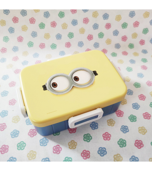 Despicable Me's Minions  Bento box. 650ml.