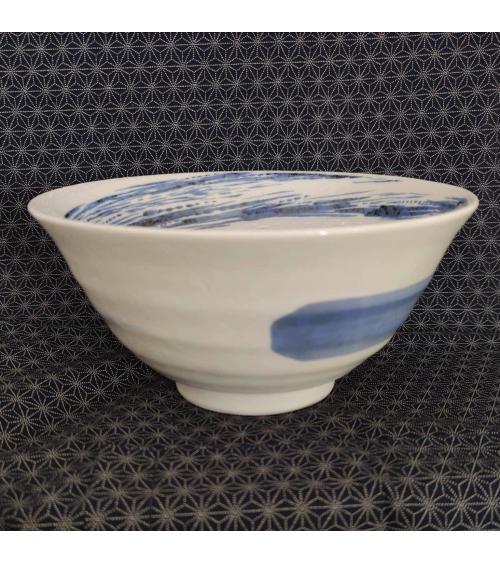 Japanese ceramic bowl for Ramen 'Enso'.