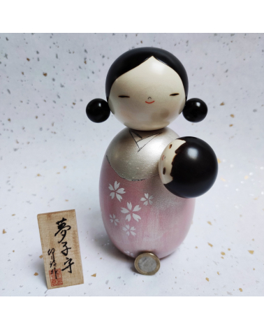 Japanese Kokeshi 'Yumekomori'
