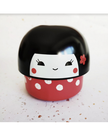 "Bento box (Lunch box) ""Doll"""