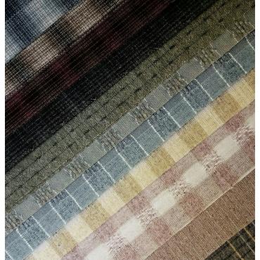 Telas Yarn Dyed. Conoce el patchwork japonés.